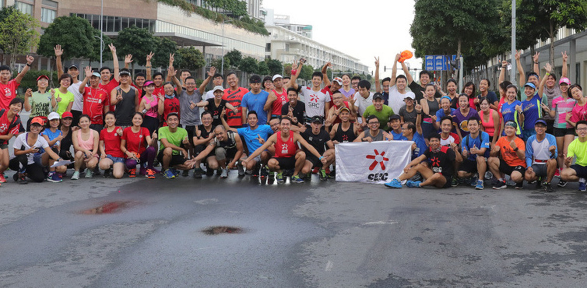 SRC - Sunday Running Club