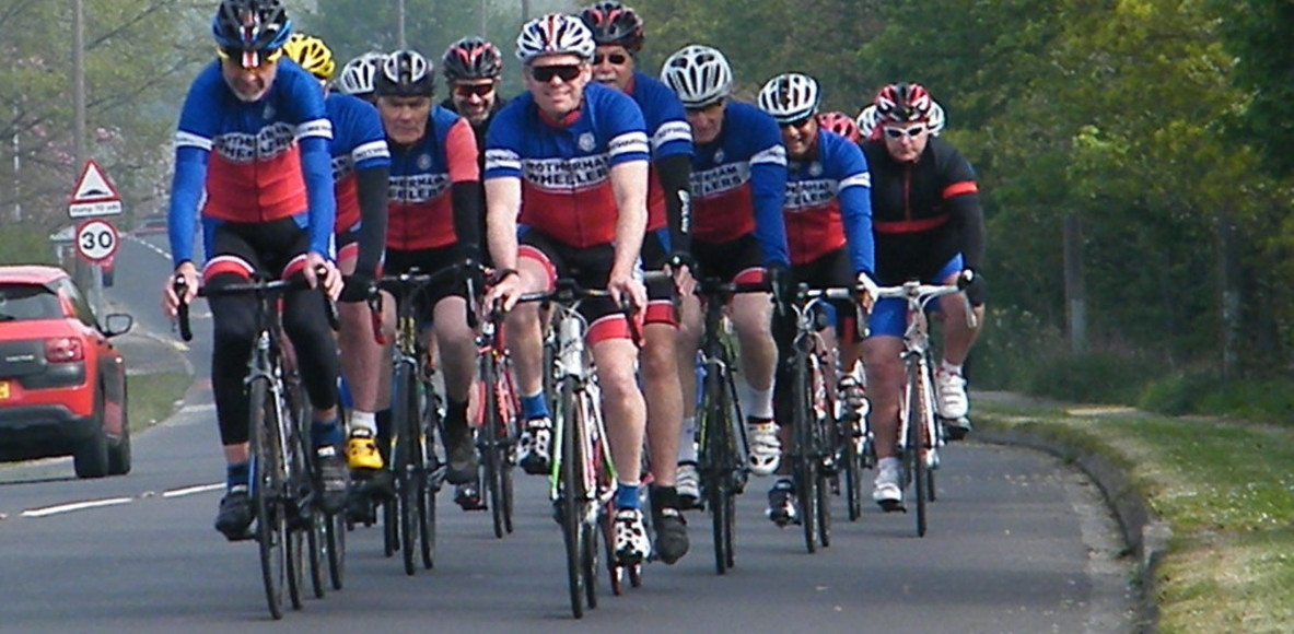 Rotherham Wheelers Cycling Club
