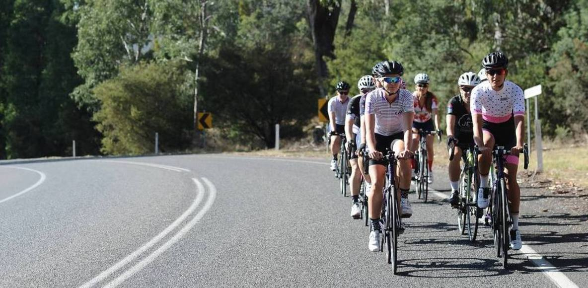 Tribal Cycling Women's Club