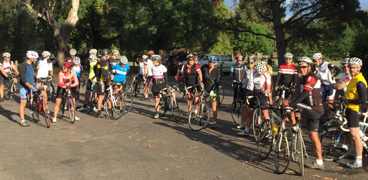 Mansfield Mt Buller Cycling Club