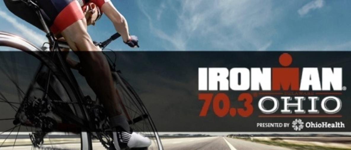 Ironman 70.3 Ohio