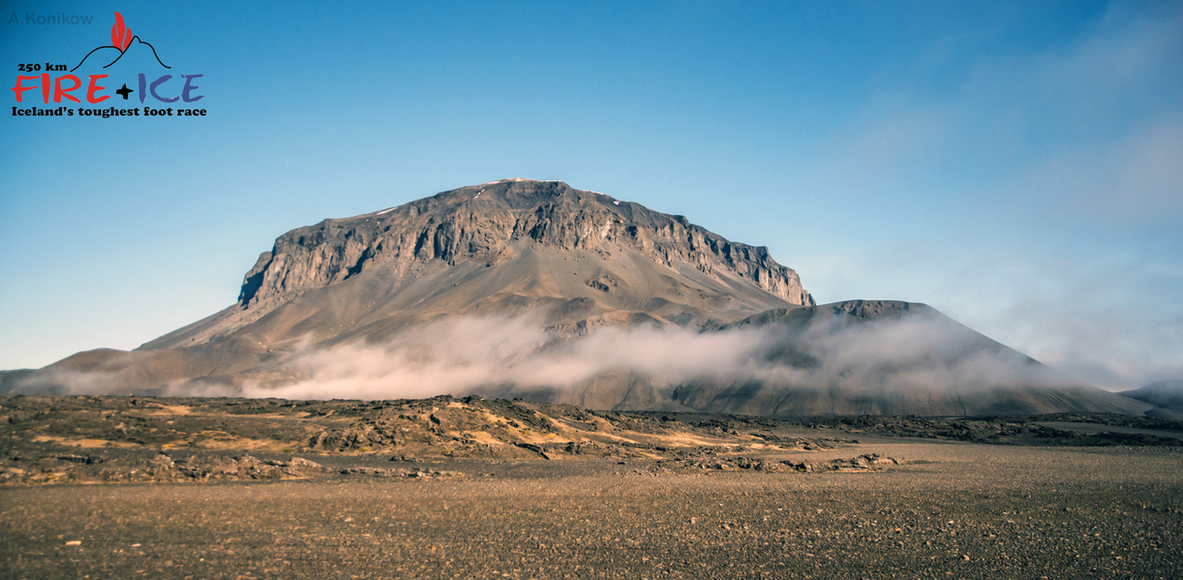Fire and Ice Ultra - Iceland's Toughest Footrace