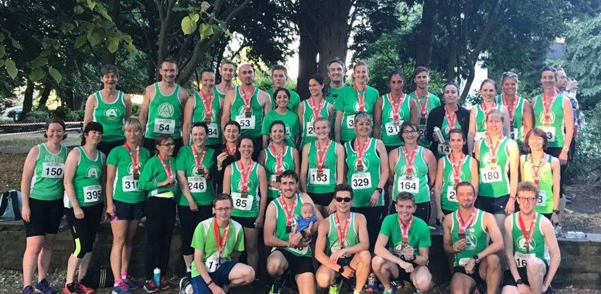 Chapel Allerton Runners