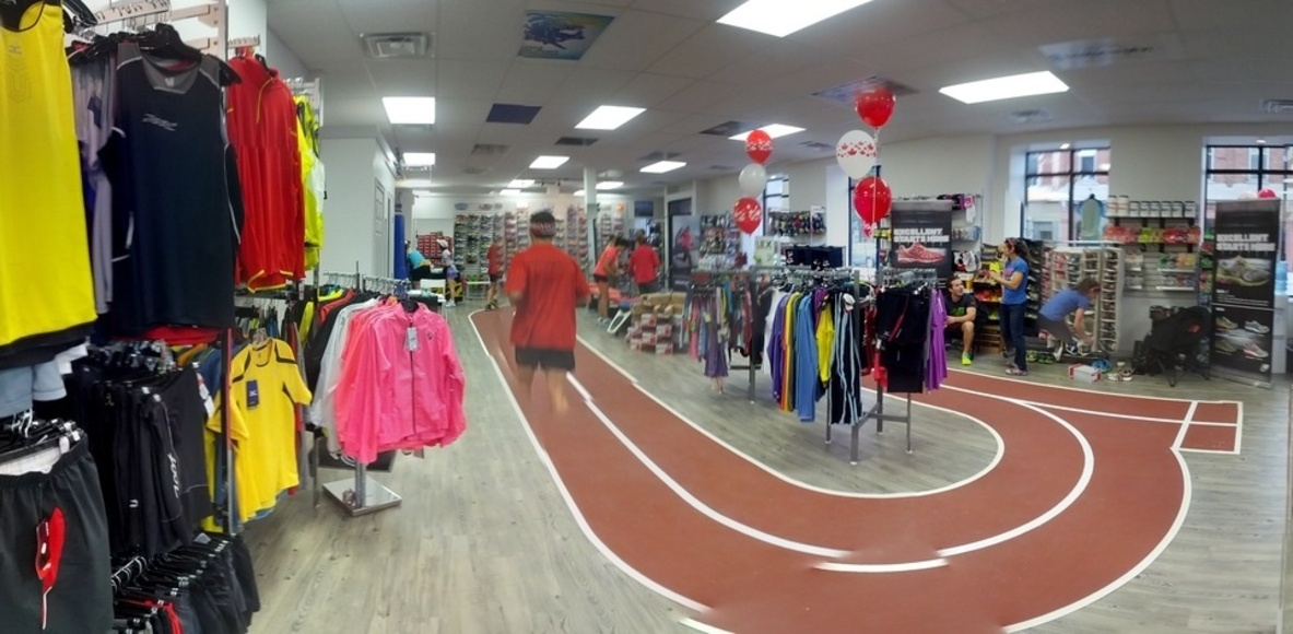 Runner's Den Owen Sound
