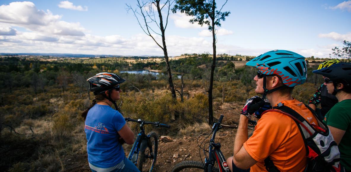 Orange Mountain Bike Club