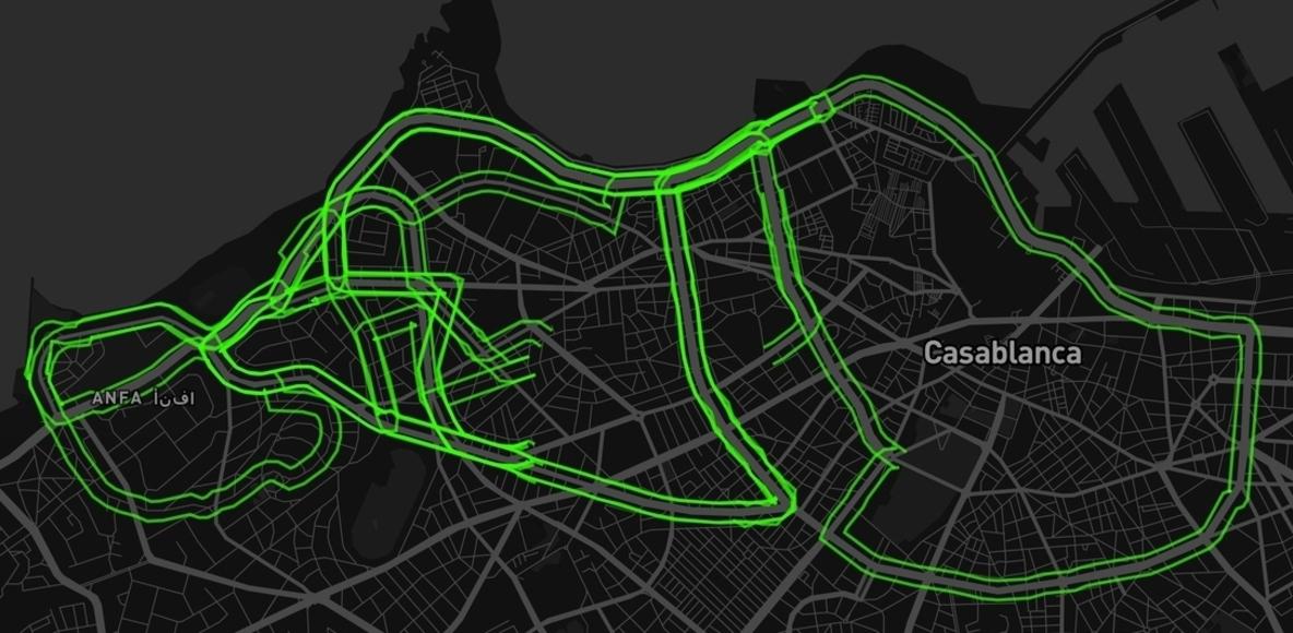 Run Casablanca