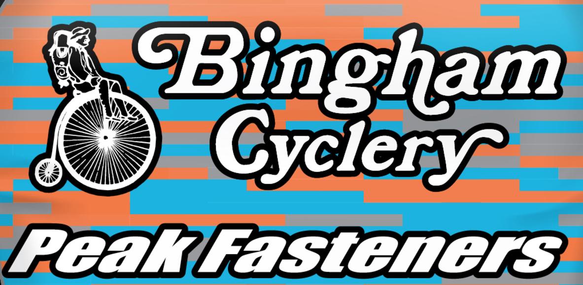 Bingham Cyclery - Peak Fasteners