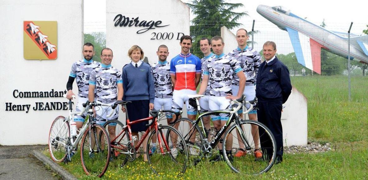 CSA cyclisme BA 133