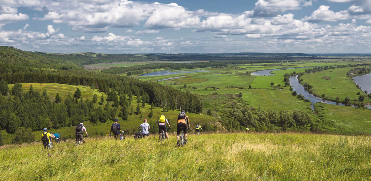 Велобродяги