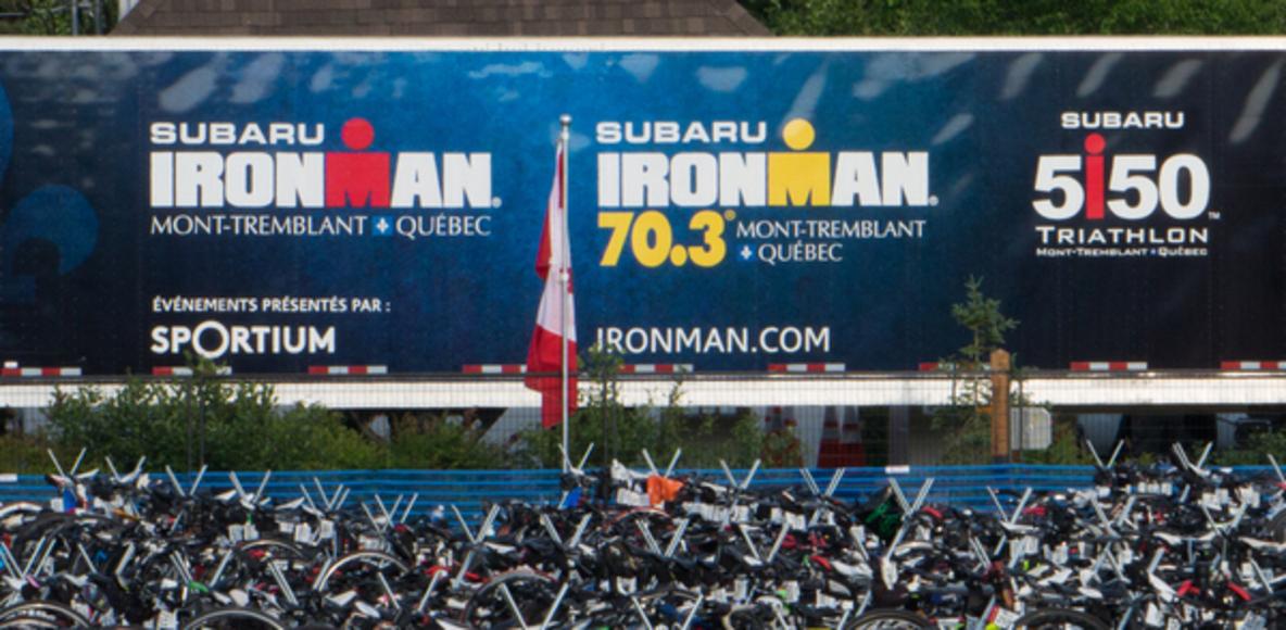 Triathlon Ironman Tremblant - Groupe d'entraînement