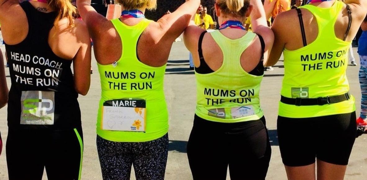 Mums on the Run