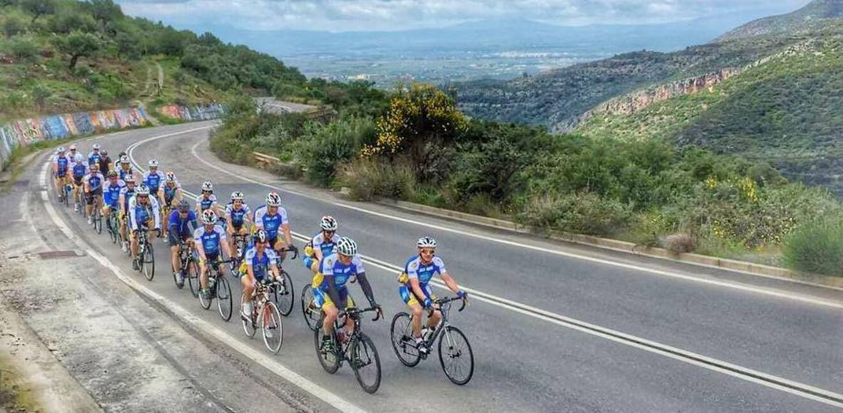 Ride of Hope - Europe, Team Göteborg