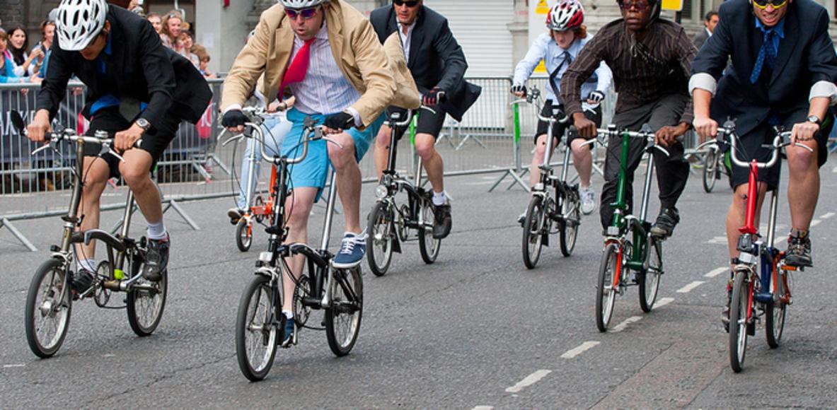 Folding Bike Malaysia Riders