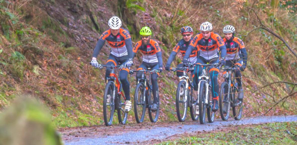 KTM Bike Riders