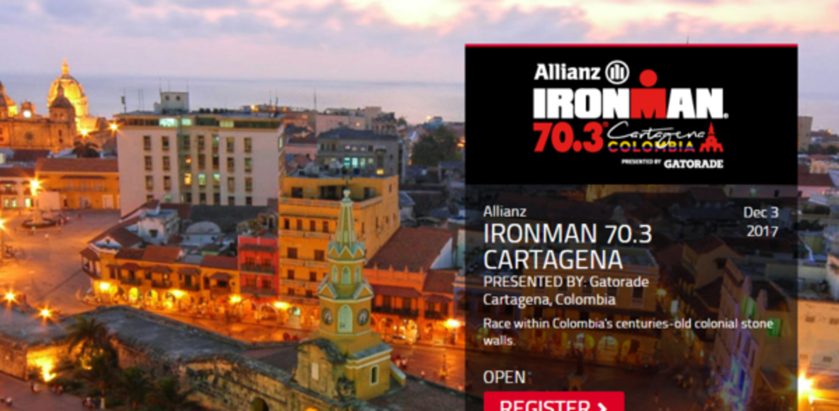 Ironman Cartagena 70.3