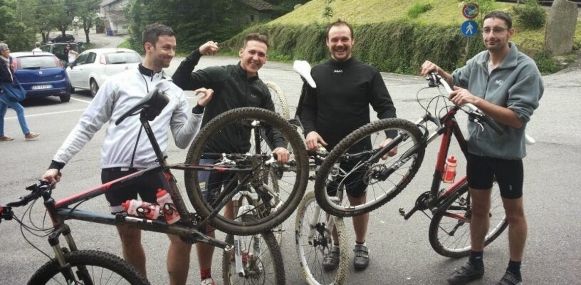 Bike monte
