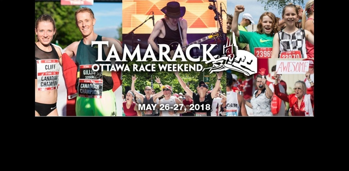 Ottawa Marathon Runners