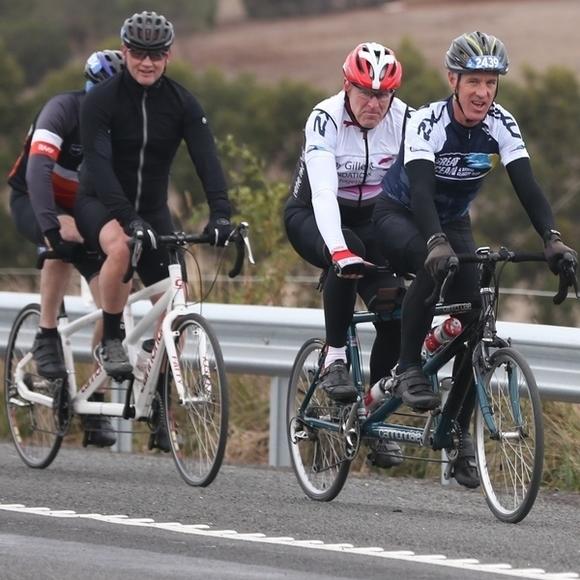 Melbourne Tandem Bike Cycling