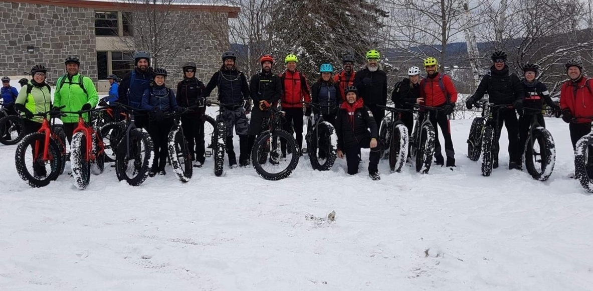 Low Pressure Fat Bike Club