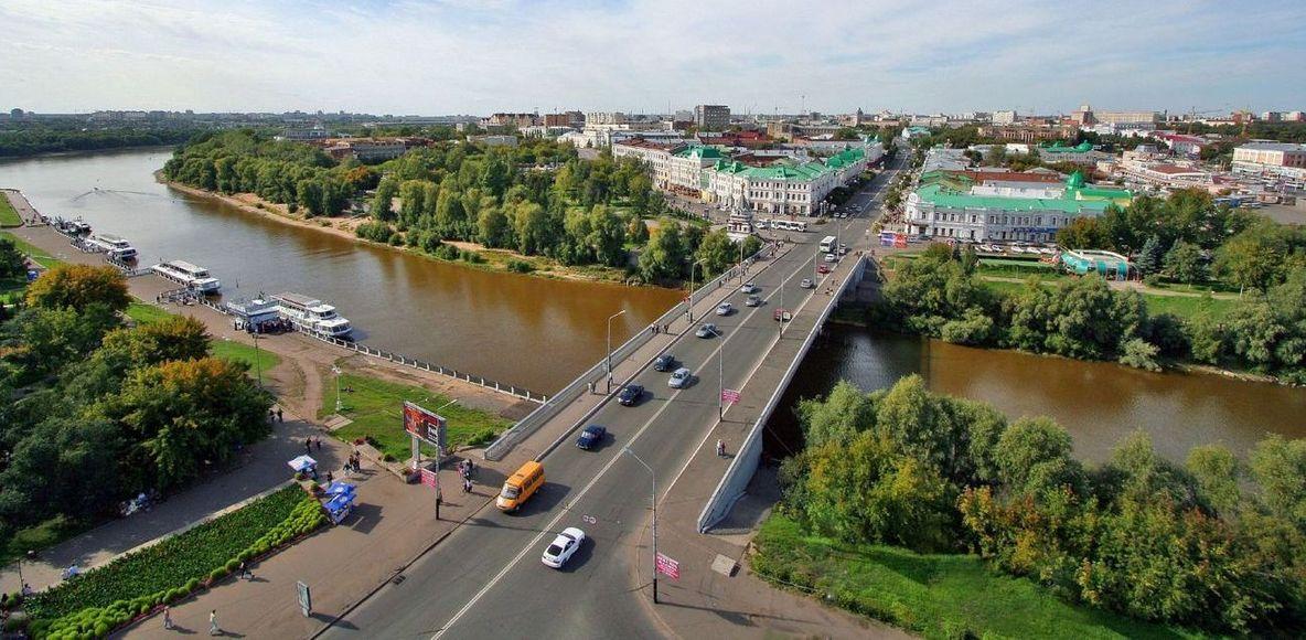 Любители бега в Омске