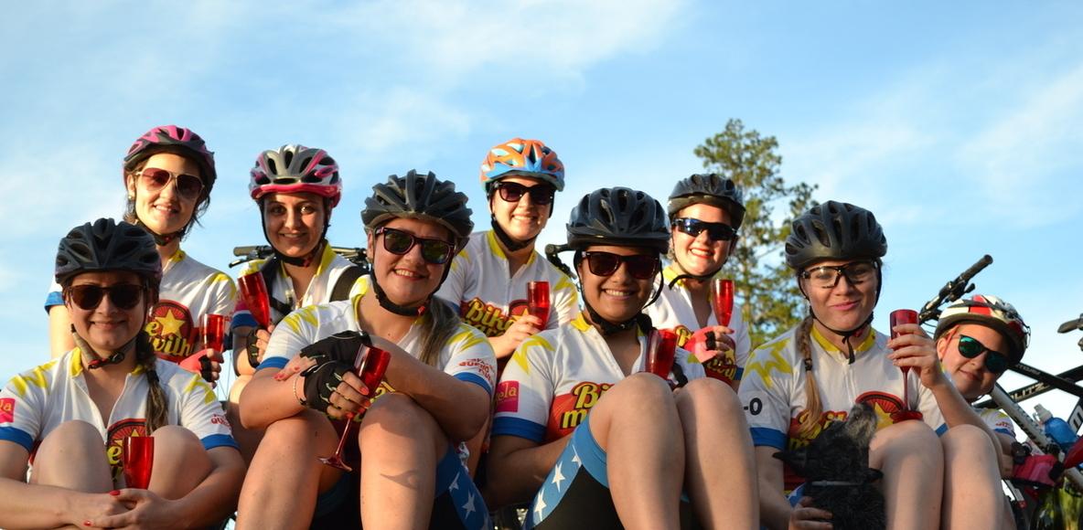 Bike Maravilha - Grupo Feminino