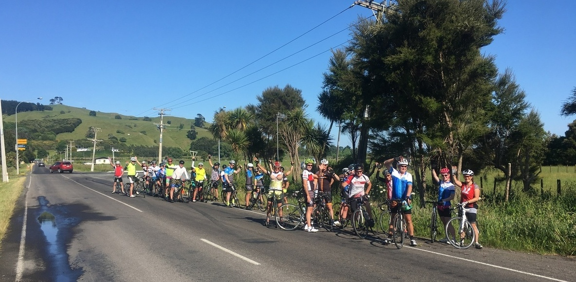 Tauranga Sundee Hundee Cycling Group