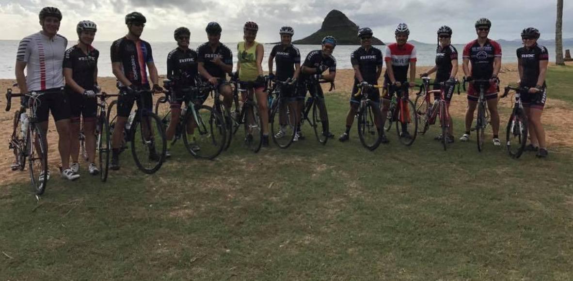 Ride Kailua