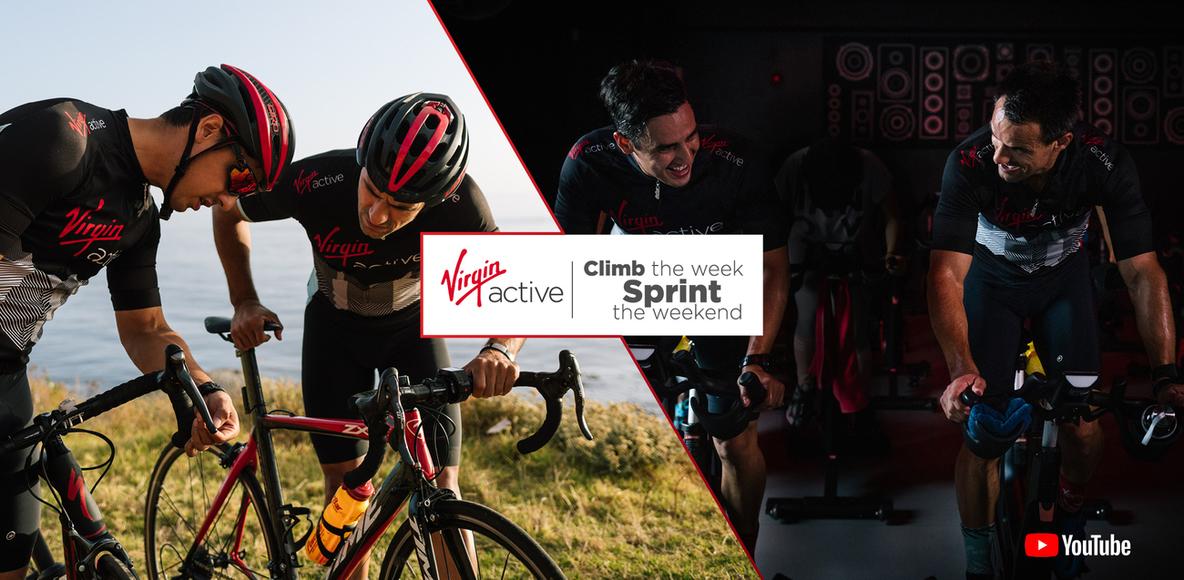 Virgin Active SA Cycling