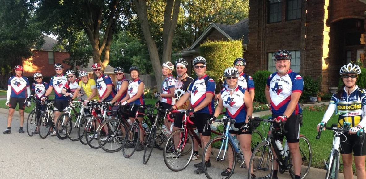 Lone Star Cyclists Bike Club