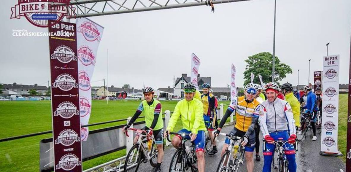 GREAT GALWAY BIKE RIDE  2017