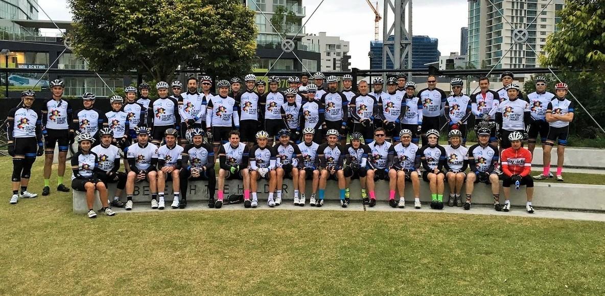 findacure bunch rides to endkidscancer - Brisbane
