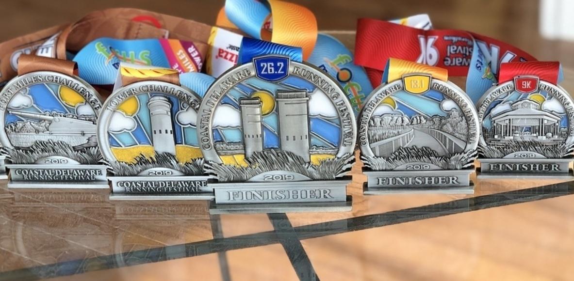 Coastal Delaware Running Festival Training Group