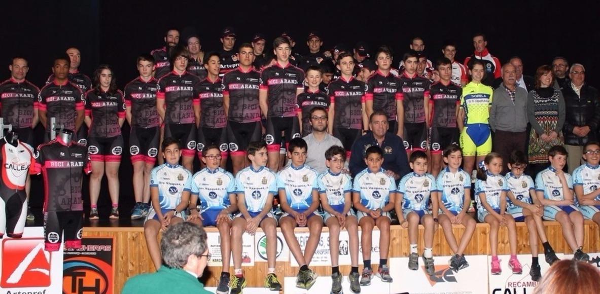 Club Ciclista Arandino