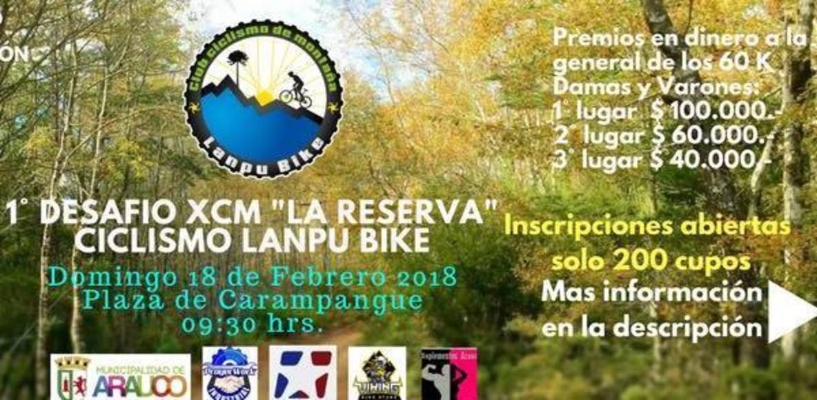 Ciclismo LanpuBike