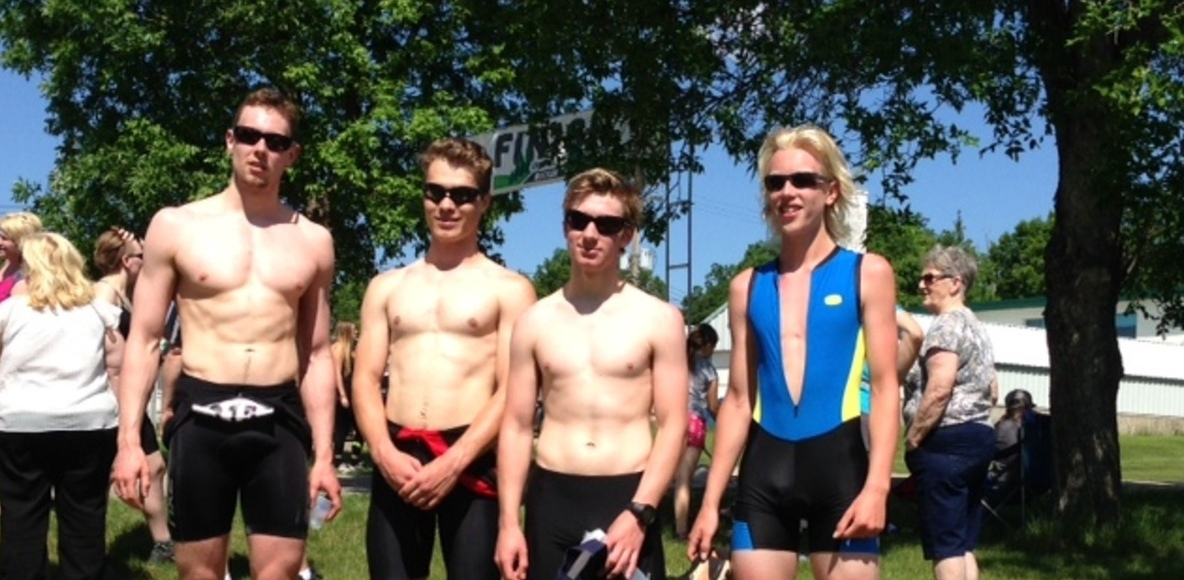 Rainbow Bay Racing Co. (Rural MB Retired Swimmers)