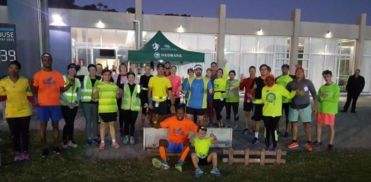 Nedbank Running Club East London