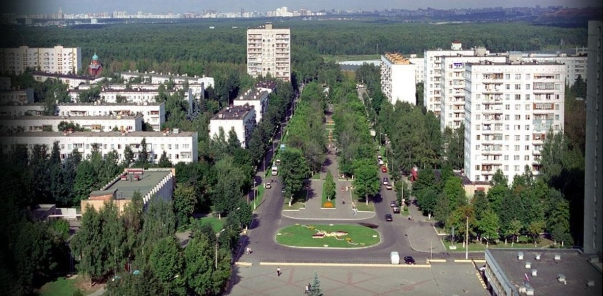 Московский (город)