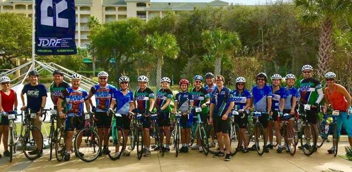 Austin JDRF Ride Team
