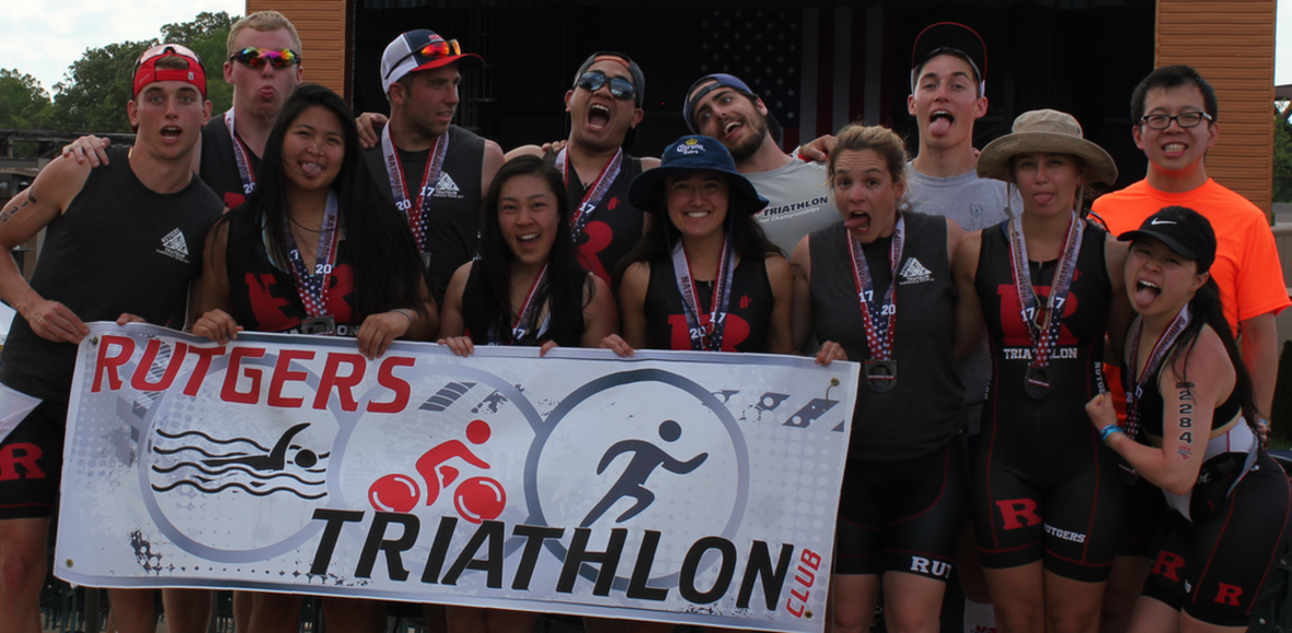 Rutgers Triathlon Team
