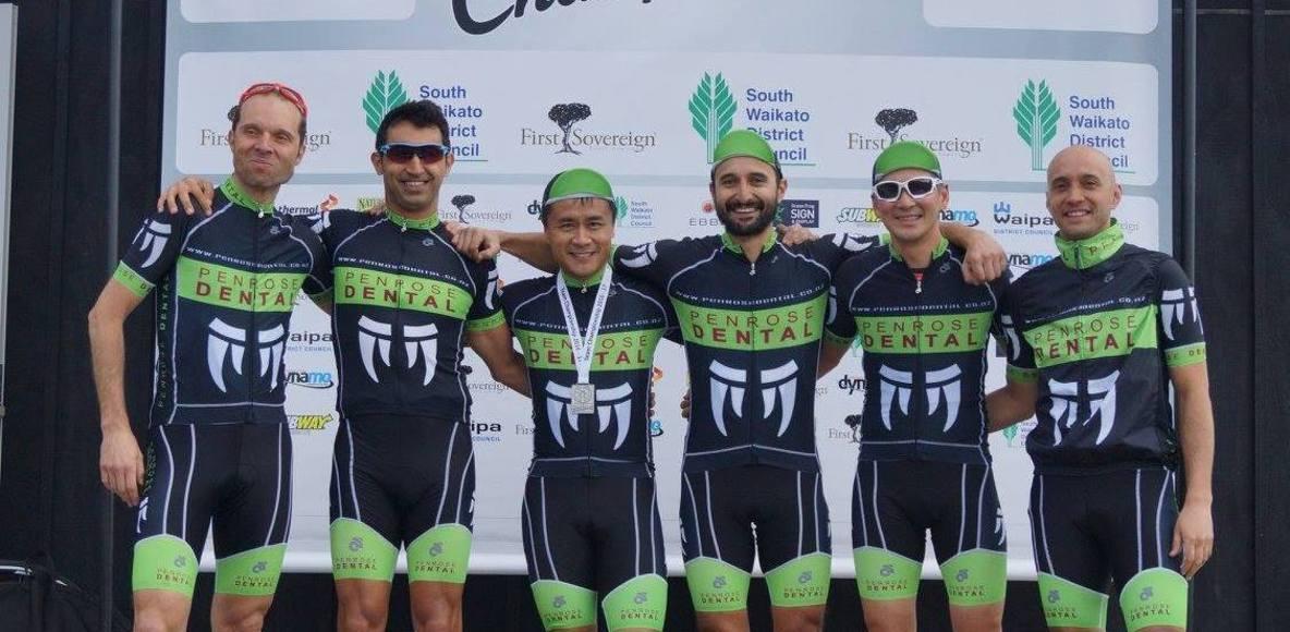 Penrose Dental Cycle Team