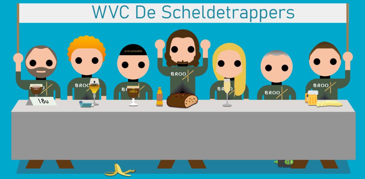 WVC De Scheldetrappers