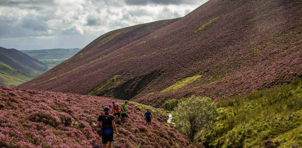 The Grand Tour of Skiddaw training