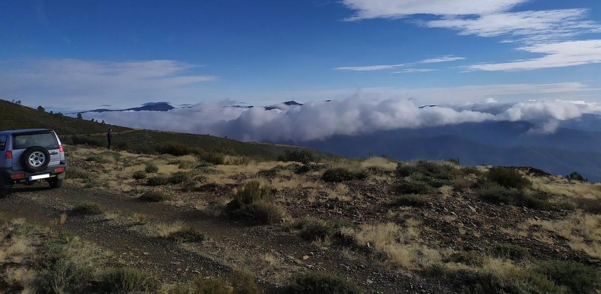 Sierras Hurdanas