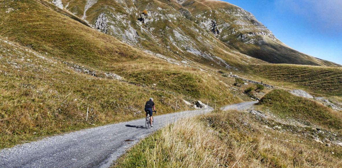 La Resistance Alpine Gravel Hunters