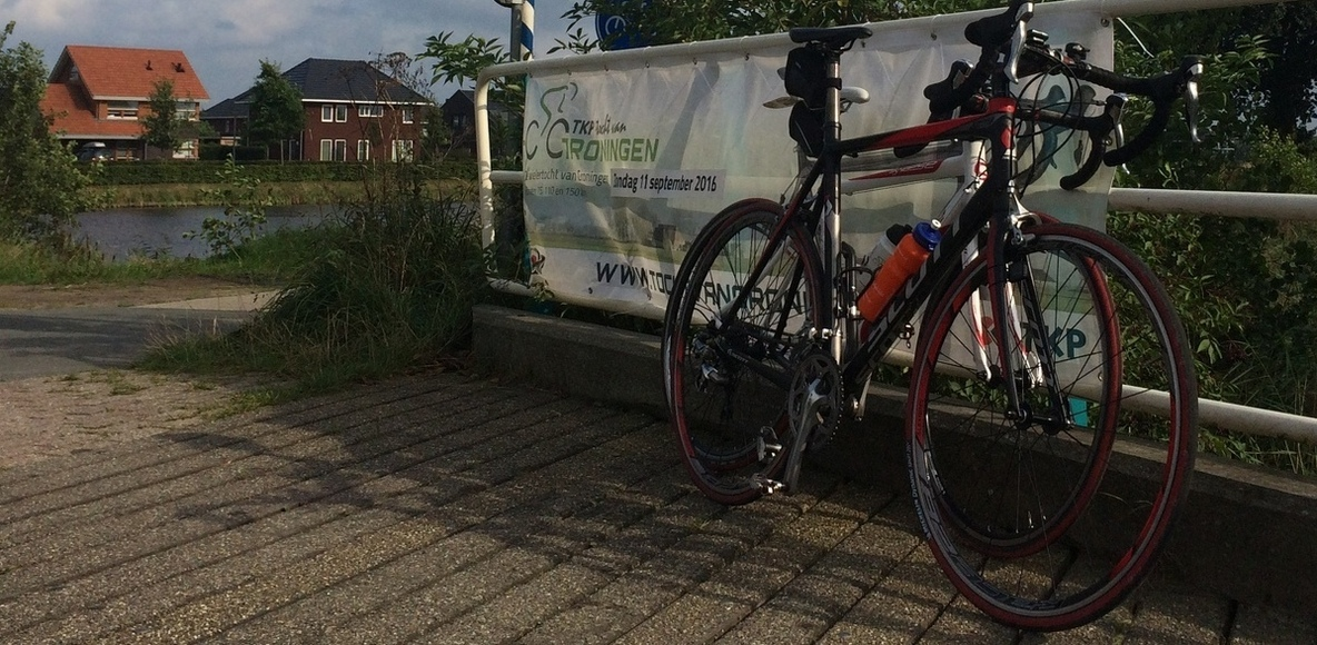 De TKP tocht van Groningen