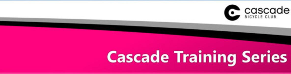 CTS - Cascade Training Series