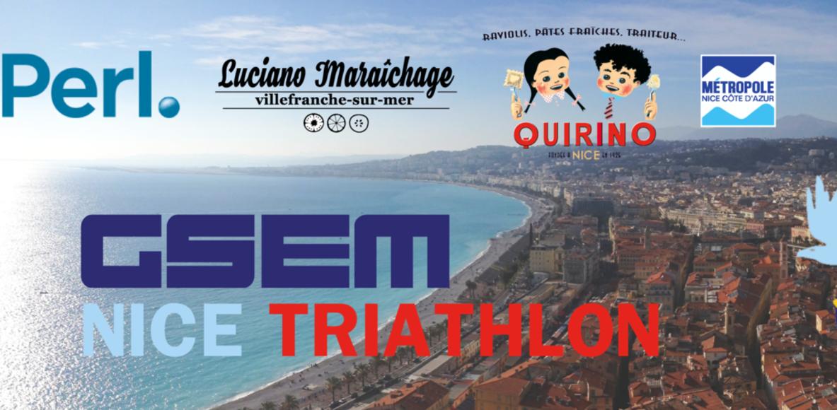 GSEM Nice Triathlon