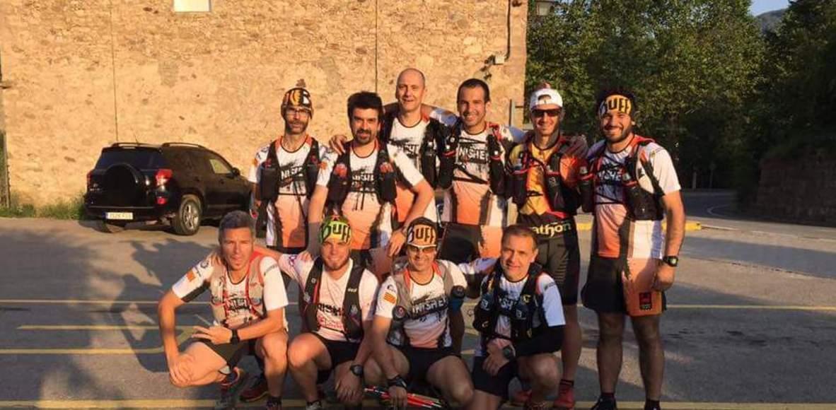 Finisher Trail Team
