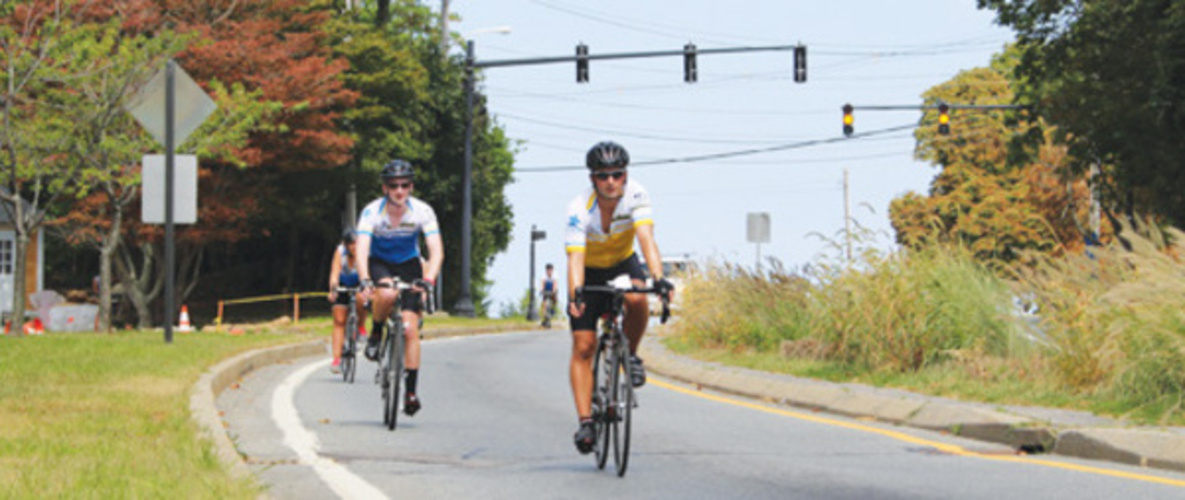 Bike to the Beach New England