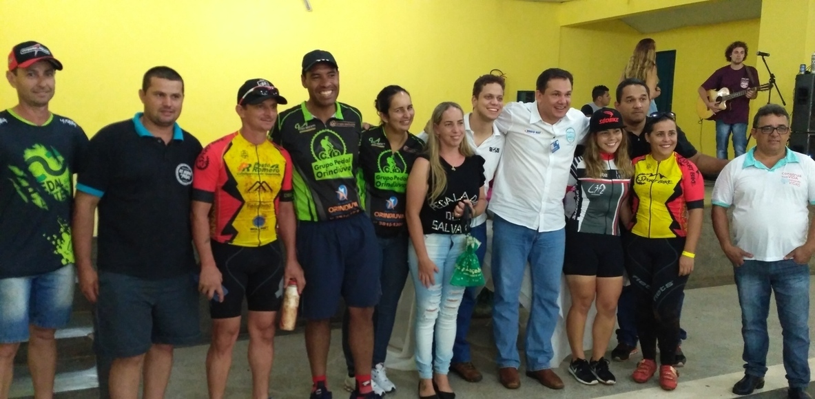 Clube Amigos do Pedal Orindiuva